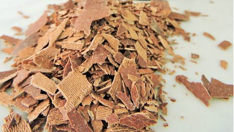 Čokoládové lupeinky 60%