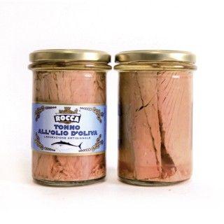 Filety tuniaka v olivovom oleji, 300g
