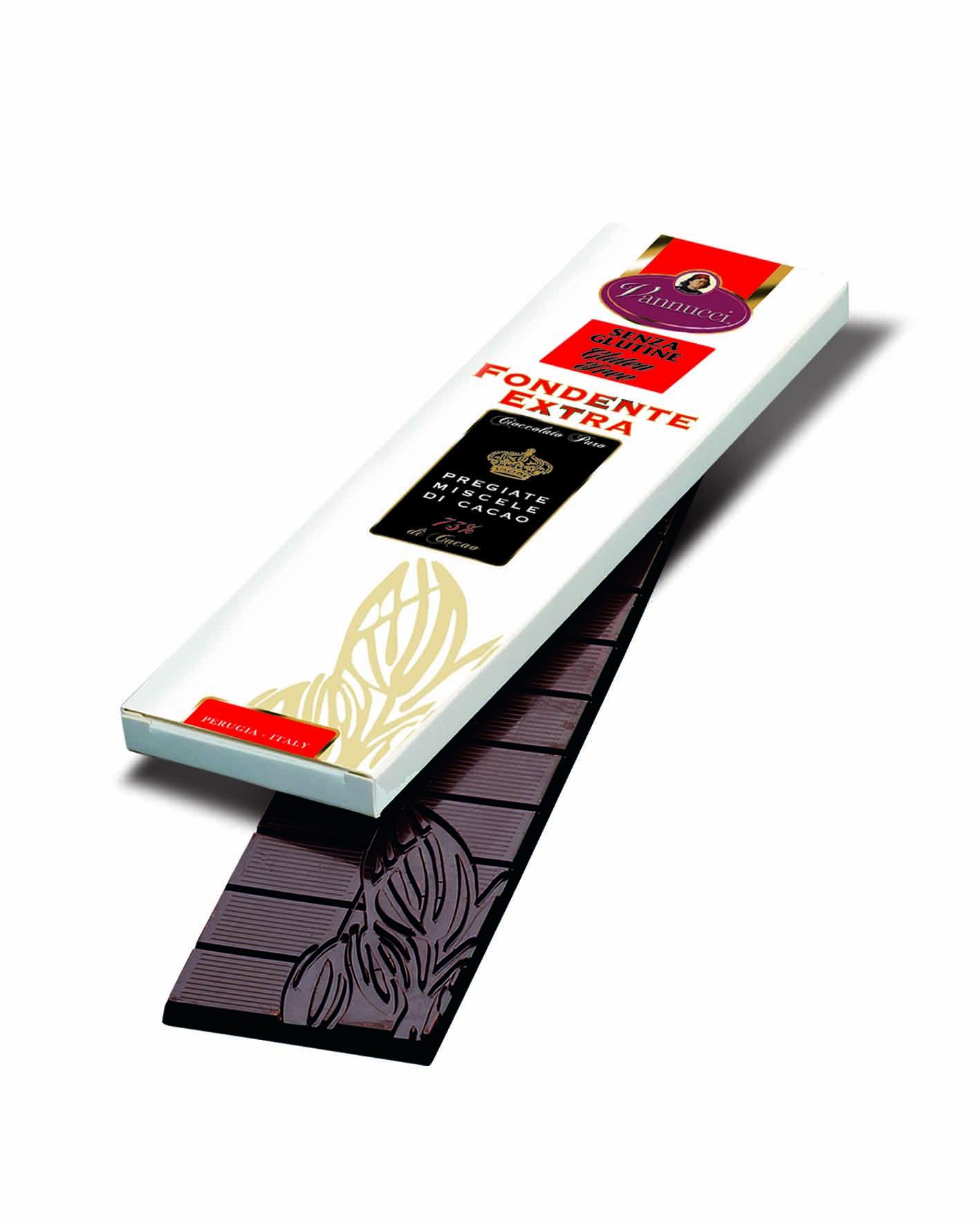 Extra tmavá čokoláda 73%